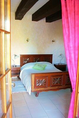 gite-2-double bedroom