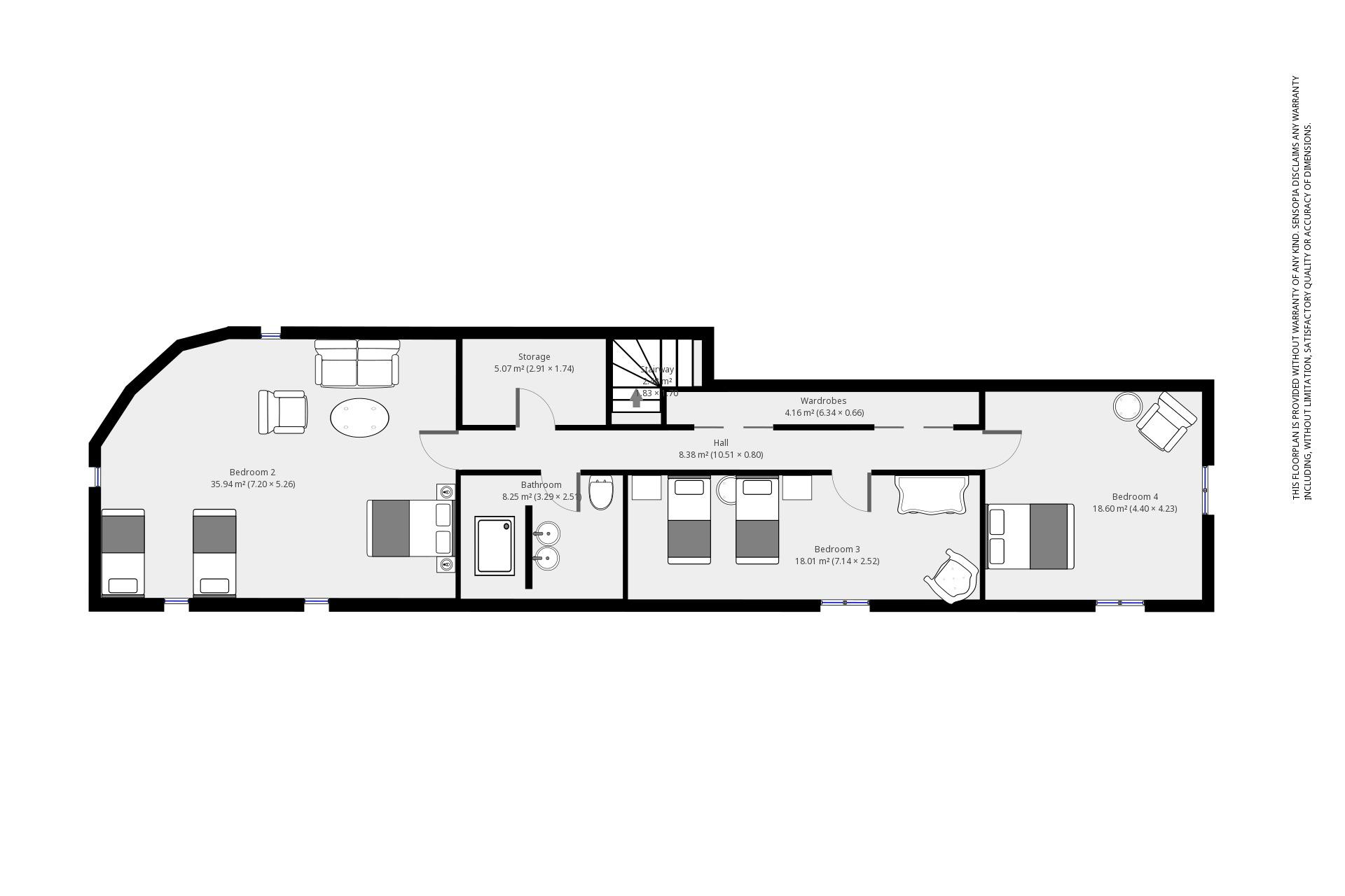 Farm house floor plan
